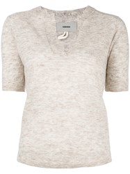 Humanoid Aleph Top Nude Neutrals