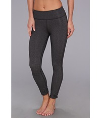 Beyond Yoga Essential Gathered Legging Heather Grey Women's Casual Pants Gray