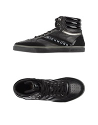 Richmond High Tops And Trainers Black