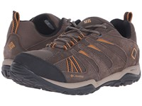 Columbia North Plains Drifter Waterproof Mud Canyon Gold Men's Shoes Brown