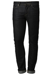 Meltin Pot Maner Slim Fit Jeans Raw Raw Denim
