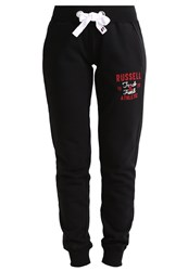 Russell Athletic Tracksuit Bottoms Black
