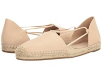 Eileen Fisher Lee Desert Tumbled Leather Women's Flat Shoes Beige