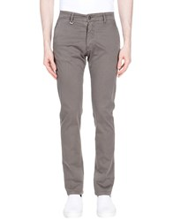 Liu Jo Man Casual Pants Khaki