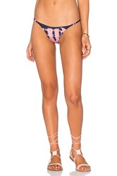Blue Life Paradise Skimpy Bottom Pink