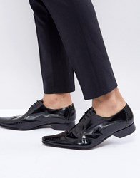 Jeffery West Pino Borgue Lace Up Shoes In Black