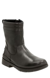 Clarksr Men's Clarks 'Kimball Peak' Zip Boot Black