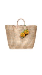 Mar Y Sol Hadley Tote Natural