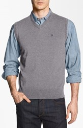 Men's Victorinox Swiss Army 'Suisse' Tailored Fit Sweater Vest Online Only