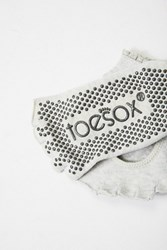 Toesox Womens Lace Namaste Yoga Sock
