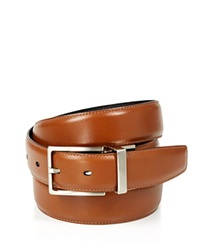 The Men's Store At Bloomingdale's Amigo Reversible Leather Belt Tan Black