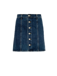 Alexa Chung For Ag The Kety Denim Skirt