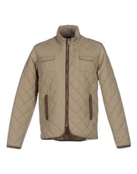 Red Soul Jackets Beige