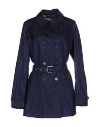 Massimo Rebecchi Coats And Jackets Full Length Jackets Women Dark Blue