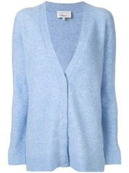 3.1 Phillip Lim Lofty Cardigan Blue