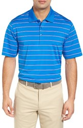 Cutter And Buck Men's Big Tall Friday Harbor Stretch Polo Tidal
