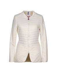 Invicta Synthetic Down Jackets White