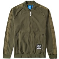 Adidas Brand Track Top Green