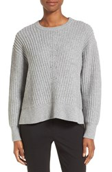 Nordstrom Women's Collection Side Zip Pullover