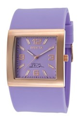 Invicta Women's Couture Quartz Watch Purple