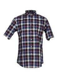 Dockers Shirts Blue