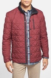 Men's Victorinox Swiss Army 'Bernhold' Quilted Thermore Insulated Jacket Port