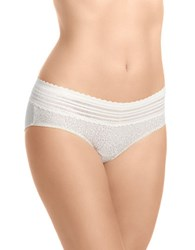 Warner's Lace Hipster Panty Cool Animal