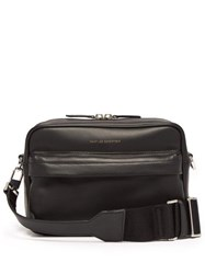 Want Les Essentiels Leather Camera Cross Body Bag Black
