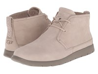 Ugg Freamon Capra Primer Leather Men's Lace Up Boots Taupe
