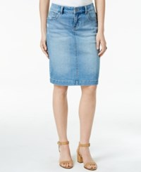 Styleandco. Style Co. Denim Pencil Skirt Only At Macy's Costa Mesa