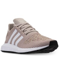 Women S Adidas Swift Run Casual Shoes Clear Brown