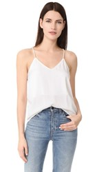 Ayr The Slip Cami White