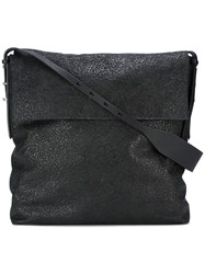 Rick Owens Large Crossbody Bag Black