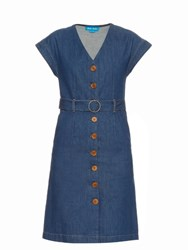M.I.H Jeans Tucson Denim Dress Blue