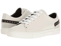 Furla Tribe Low Top Sneaker Petalo Vitello Women's Shoes White