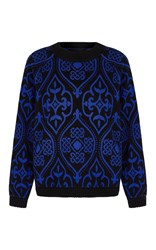 Paper London Fleur Crewneck Sweater Multi