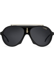 Carrera Pilot Frame Sunglasses Black