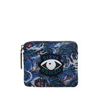 Kenzo All Over Tiger Wallet Multi