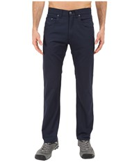 Mountain Khakis Camber Commuter Pants Navy Men's Casual Pants