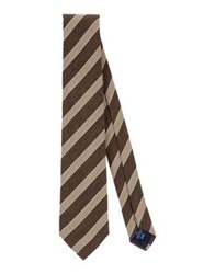 Altea Ties Khaki