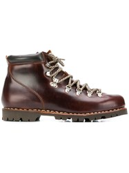 Paraboot Lace Up Boots Brown