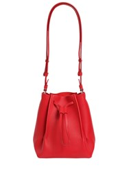 Maison Martin Margiela Small Leather Bucket Bag