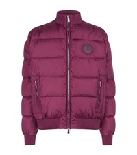 Billionaire Quilted Puffer Jacket Male