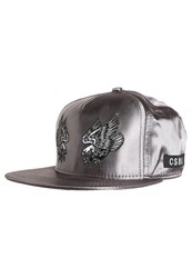 Cayler And Sons First Division Cap Dark Grey Black