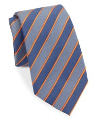 Vince Camuto Striped Tie Orange