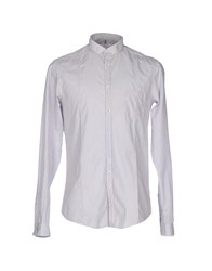 Aglini Shirts White