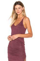 Riller And Fount Cookie Criss Cross Tank Mauve