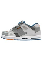 Globe Sabre Skater Shoes Grey Blue