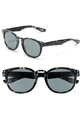 Women's Nike 'Achieve' 52Mm Sunglasses Grey Tortoise Black
