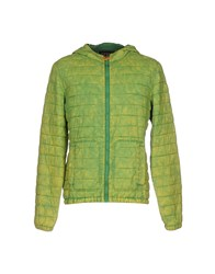 Crust Jackets Light Green